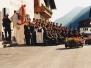 Fahneneinweihung der FF-Mathon am 20.08.1989