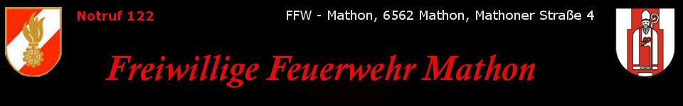 Freiwillige Feuerwehr Mathon